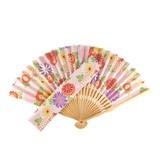 扇子 菊柄<日本製>【京都 和雑貨 和小物 かわいい】