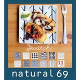 natural69 Square Plate HASAMI Ware