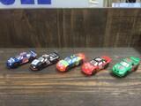 NASCAR ミニチュアカー5種類10台アソートセット