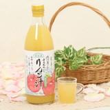 信州産「ふじ」すりおろしりんご汁(500ml)【原産国:日本】