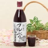 活き生き 80%ブルーベリージュース(500ml)【原産国:日本】