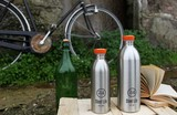 エコなステンレスボトル『Urban Bottle SILVER』 from ITALY~