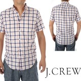 J-CREW【ジェイクルー】lightweight 半袖シャツ