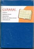 LEGAMi イタリア製アドレスノート  ブルー