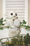 【かわいい動物シリーズ 〜貯金箱〜】 フクロウ