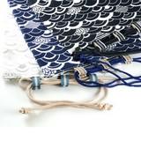信玄袋/青海波 <日本製>【京都 和雑貨 和小物 かわいい】