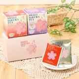 【季節商材特価】【Tea Boutique】スイートサクラティー ギフト(2個セット)B★原産国:日本★