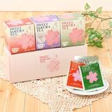 【季節商材特価】【Tea Boutique】スイートサクラティー ギフト(3個セット)A★原産国:日本★