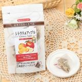 【Tea Boutique】シトラス&アップルハーブティ(2g/tea bag10袋入り)