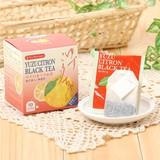 【Tea Boutique】ゆず紅茶(2g/tea bag10袋入り)★原産国:日本★