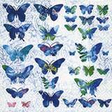 Paper Napkin Butterfly