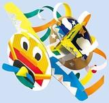 【ATC】コロコロゆらりんB(かみざらコロコロ) [54]