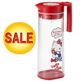 ◆SALE◆【ハローキティ】 冷水筒 1.5L RC-1515 <日本製>