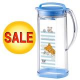 ◆SALE◆【リラックマ】 冷水筒 1.2L RC-1208 <日本製>