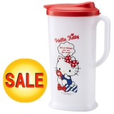 ◆SALE◆【ハローキティ】 冷水筒 2.0L RC-2010 <日本製>