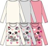 長袖Tシャツ/特価商材(110cm〜160cm)