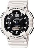 カシオ CASIO 腕時計 10気圧防水 ソーラー AQ-S810WC-7AJF