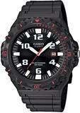 カシオ CASIO 腕時計 10気圧防水 ソーラー MRW-S300H-8BJF