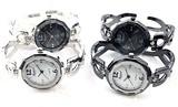 メタルバングルウォッチ レディース腕時計