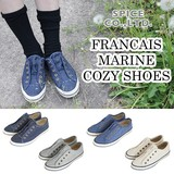 ■2015AW新作■ Francais Marine cozy shoes