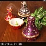 ≪在庫一掃処分セール≫華やかで美しい ミラー装飾【ラビ香炉】