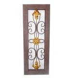 【ウォールデコ/壁飾り】優雅で気品のある壁かざり Wall Deco ヴェルサイユ Wood Frame