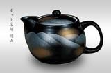 KUTANI Ware Pot Japanese Tea Pot