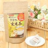 【Tea Boutique】やさしいデカフェ 玄米茶(1.7g/tea bag15袋入り)★原産国:日本★