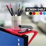 【アントレックス】パソコンにプラスのスペースを!【ボビーノスクリーンシェルフ】6色チョイス♪