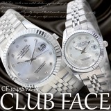 Case CLUB FACE Wrist Watch Zirconia Watch