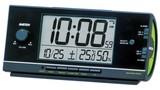 訳あり特価!セイコー製ピクシス 大音量デジタル電波目ざまし時計 NR534K