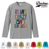 DEEDOPE Long Sleeve Print T-shirt
