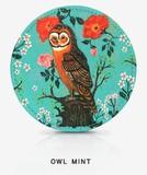【ナタリーレテ】 ハンドミラー OWL MINT