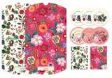 【ナタリーレテ】 ギフトパック Lサイズ FOREST & PINK FLOWER