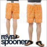 【処分セール】REYN SPOONER 【レイン スプーナー】 TAPA-STRY スウィム パンツ