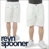 【処分セール】REYN SPOONER 【レイン スプーナー】 TROPICAL チノ ハーフパンツ ( 全2色 )