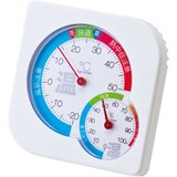 ライフチェックメーター(温湿度計) [海外発送相談可]