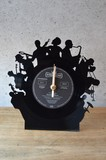 RE_VINYL Table Clock