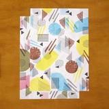 Mizushima Weather Forecast Wrapping Paper
