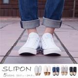 【2016春夏新作】★小売・卸実績 社内NO.1商材★ SLIPON スリッポン