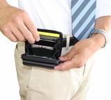 【日本製】【レザー】【カード収納】【財布】【ベルトパース】ベルトパース
