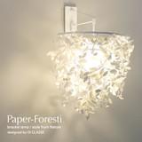 【新商品】ペーパーフォレスティ ブラケットランプ Paper-Foresti B/L