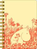 M/MA6リングノート(flower)
