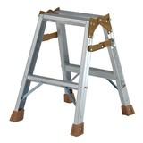 【脚立 2段】 スタンダードタイプのはしご兼用脚立 <店舗資材>