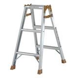 【脚立 3段】 スタンダードタイプのはしご兼用脚立 <店舗資材>