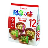 マルコメ お徳用 料亭の味 味噌汁 12食