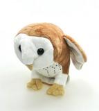 Soft Toy Doll Fluffy Feeling Marshmallow Mascot White Owl