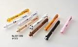 アニマル3色ボールペン チワワ (商品コード:301-089)