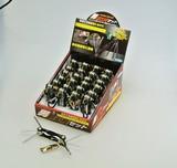 男前工具セット 6pcs ブラック星形トルクス (商品コード:603-236)