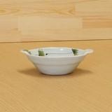 【有田焼】 クレソン 波渕グラタン鉢